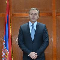 полицијски саветник Александар Василијевић, помоћник начелника Управе полиције.